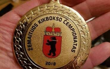 """Pirmą kartą įvyko """"Žemaitijos kikbokso čempionatas"""""""