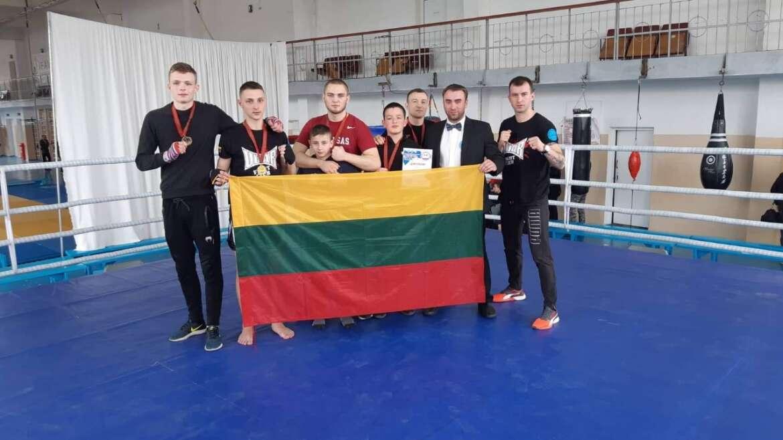 LKF sportininkų pergalės Tiraspolyje (Moldavija)