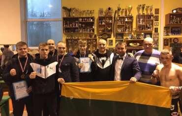 Latgalijos kikbokso čempionatas